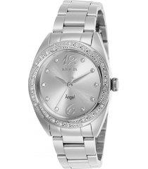 reloj invicta modelo 27456 plata mujer