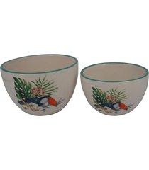 bowl de sobremesa amazonas