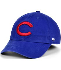 '47 brand chicago cubs classic cooperstown franchise cap