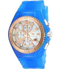 reloj azul technomarine tm-115270 - superbrands
