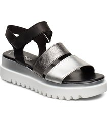 sandals shoes summer shoes flat sandals multi/mönstrad gabor