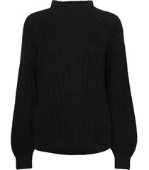 blank sweater gebreide trui zwart hope