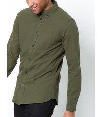 dr denim pete shirt skjortor camo