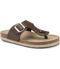 xray men's nyack sandal thong men's shoes