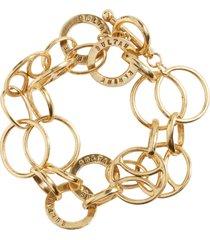 women's karine sultan link wrap bracelet