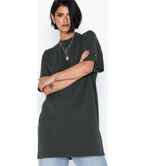 dr denim lill tee dress loose fit dresses