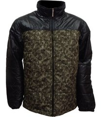 jaqueta mormaii nylon estampado