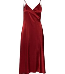 callie dress jurk knielengte rood filippa k