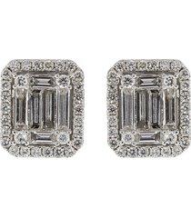 ascension diamond stud earrings