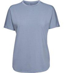 hmlreese t-shirt s/s t-shirts & tops short-sleeved blå hummel