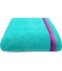 toalha de praia beach - appel - oceano - turquesa, - tricae