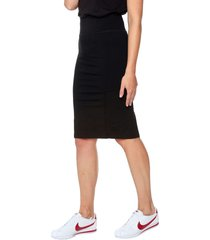 falda  negra active
