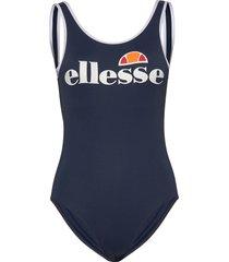 el lilly swimsuit baddräkt badkläder blå ellesse