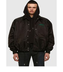 chaqueta j akio b jacket negro diesel
