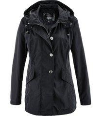giacca leggera con cappuccio (nero) - bpc bonprix collection