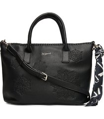 bols alexandra holbox min bags top handle bags zwart desigual accessories