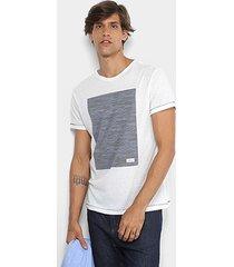 camiseta foxton mar masculina