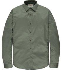 cast iron csi207642 6127 long sleeve shirt ctn comfort satin green
