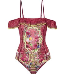 camilla one-piece swimsuits
