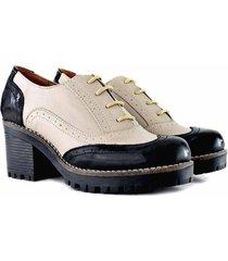zapato natural briganti abotinado