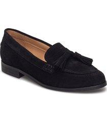 lady loafer loafers låga skor svart morris lady