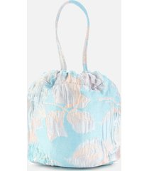 hvisk women's dreamy pouch - dusty blue
