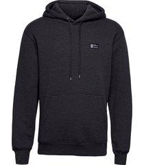 new standard hoodie badge hoodie trui grijs mads nørgaard