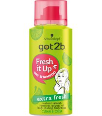 g2b freshitup mini dry shampoo 100ml