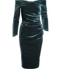 'suzie' polyester dress