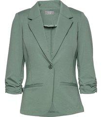 zablazer 1 blazer blazers casual blazers grön fransa