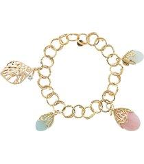 bocciolo charms bracelet