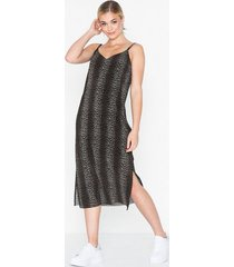 pieces pcera strap midi dress pb loose fit dresses