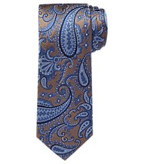 reserve collection decorative paisley tie - long clearance