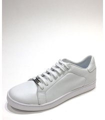 zapatilla blanca prototype illete