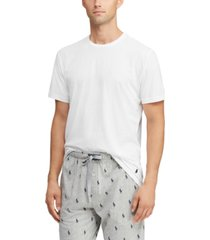 polo ralph lauren men's cotton jersey sleep shirt