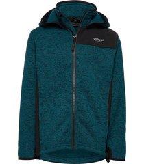 bormio jacket outerwear fleece outerwear fleece jackets grön lindberg sweden