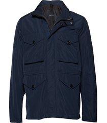 hunt nyl j outerwear sport jackets blauw peak performance
