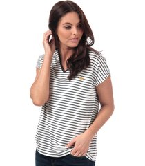 womens clia bee striped t-shirt
