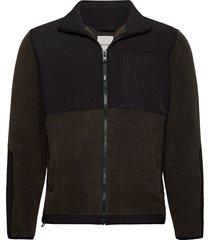 hannes jacket dun jack groen wood wood