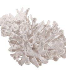 "a & b home 7"" faux coral"