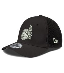 new era charlotte 49ers black white neo 39thirty cap