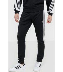 adidas originals 3stripe wrap tp byxor svart/vit