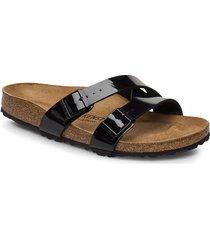 yao balance shoes summer shoes flat sandals svart birkenstock