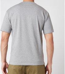 kenzo men's festive capsule icon t-shirt - pearl grey - m