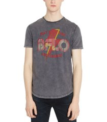 buffalo david bitton men's tamo logo graphic t-shirt
