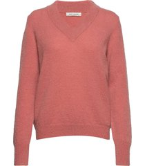blouse gebreide trui roze sofie schnoor
