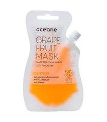 máscara facial de toranja oceane | océane | 35ml