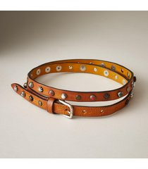 women's rustic treasures belt