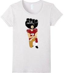 i'm with kap just us t-shirt women