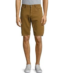 rebound buttoned shorts
